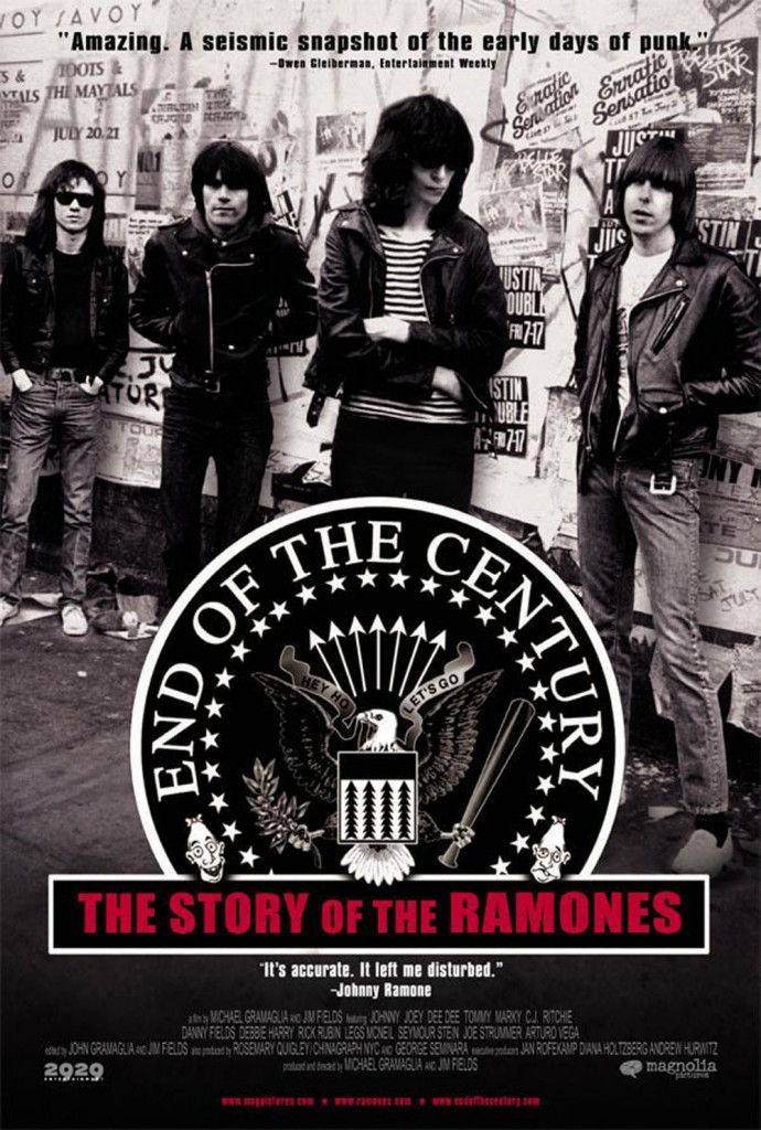 End Of The Centure - The Ramones