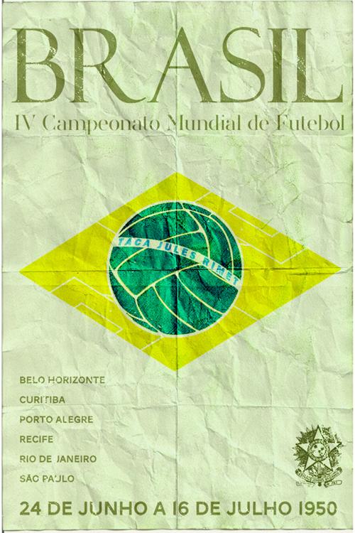 World Cup 1950: Brasil