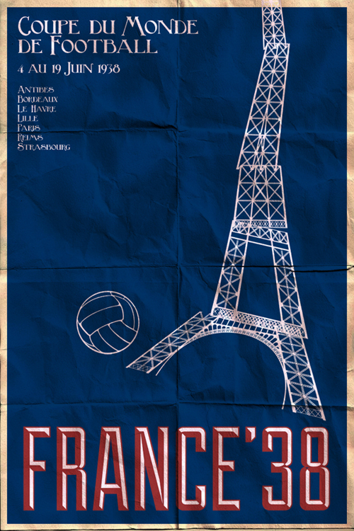 World Cup 1938: France