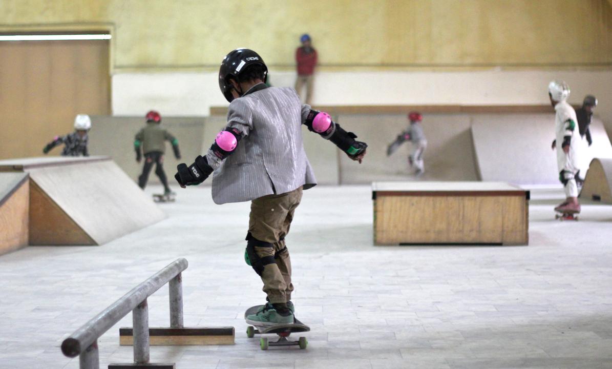 skatboarding essay