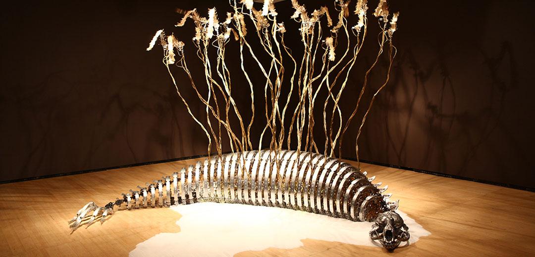 Custos Cavum, 2011. Image from Singapore Art Museum