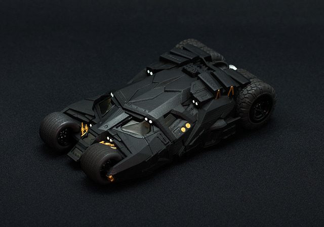 Dark Knight Batmobile for iPhone 5/5s