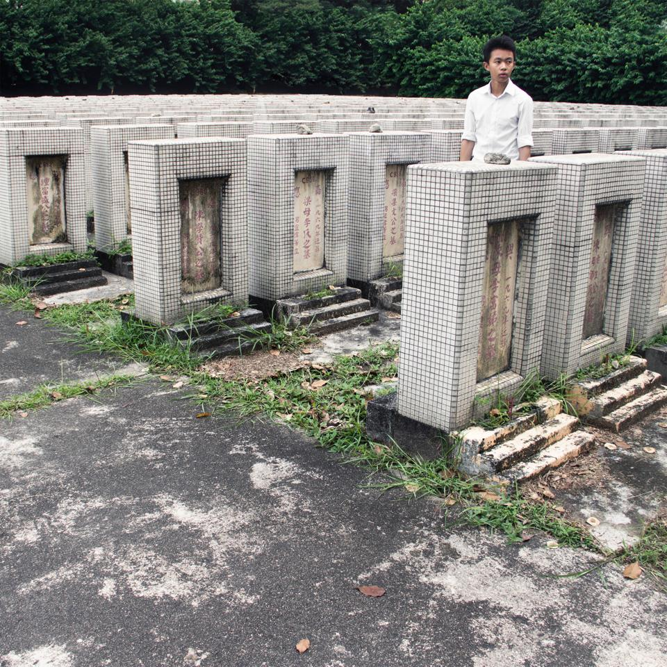 24/50 - The last Hakka cemetery in Singapore, home to 3,000 graves.