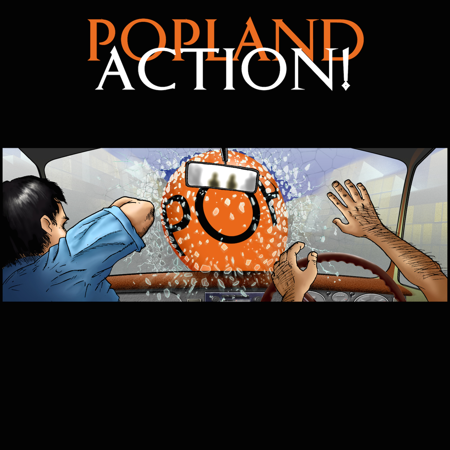 Album cover of Action! (2002) by Popland