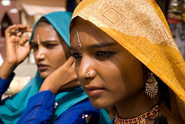 Gypsy Woman_Pushkar_Rajasthan_India