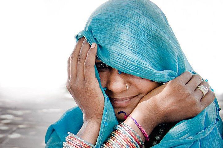Gypsy Woman_Thar Desert_Rajastan India