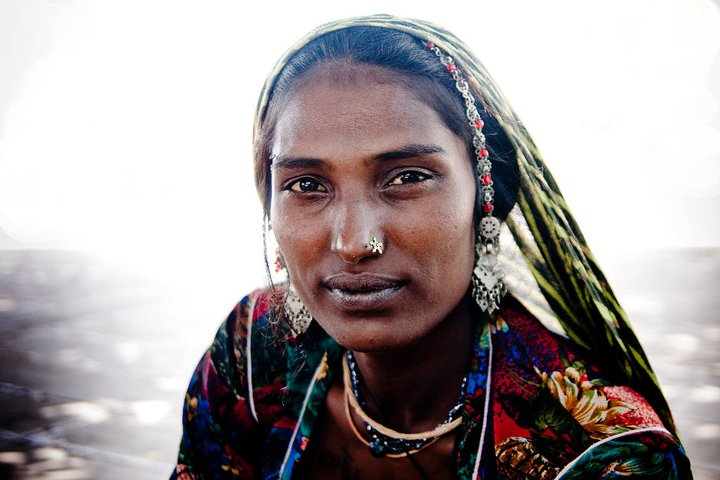 Gypsy Woman_Thar Desert_Rajastan_India