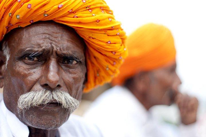 Man_Thar Desert_Rajasthan India