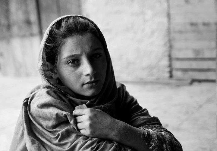 Woman_Rumbur Valley_Chitral Distrikt_Pakistan
