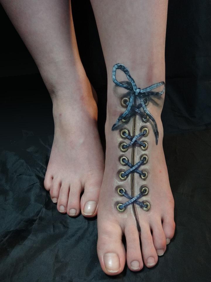 Hikaru Cho_Shoe Lace