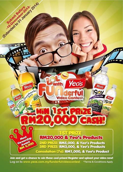 Yeo's Malaysia.