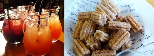 And they've got good food to boot! Boasting specialities like iced tea and churros - fit for a relaxing experience.