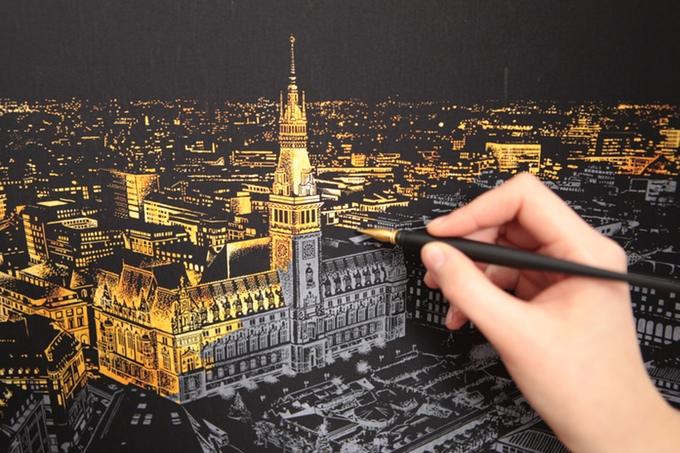 Scratch Night View_Kickstarter_Hamburg