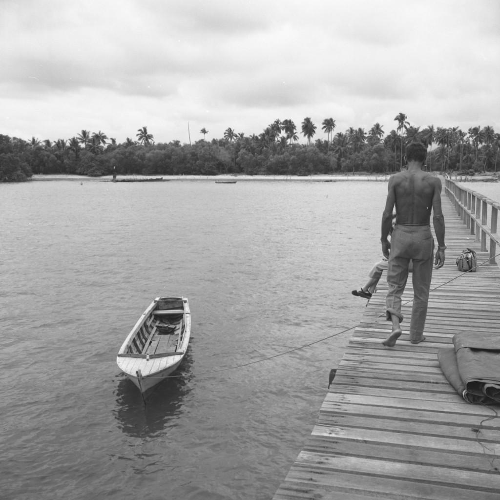 Pulau Semakau circa 1982. Image courtesy of Geoffrey Benjamin.