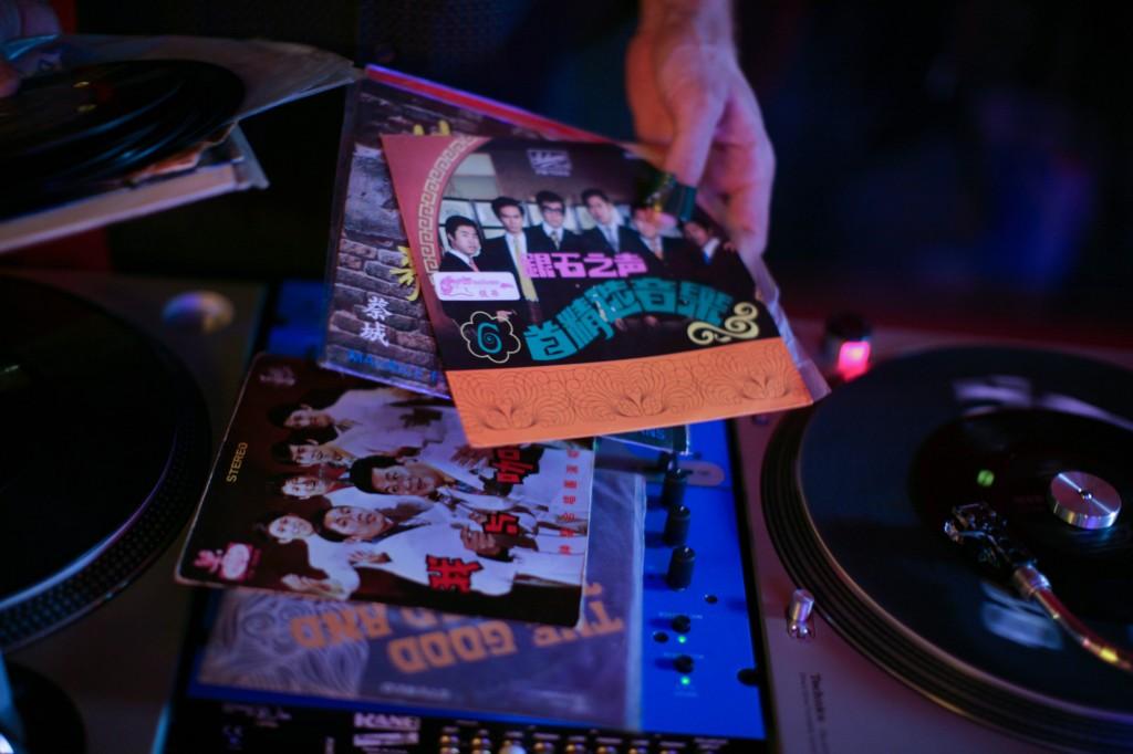 Chinatown Vinyl Squad