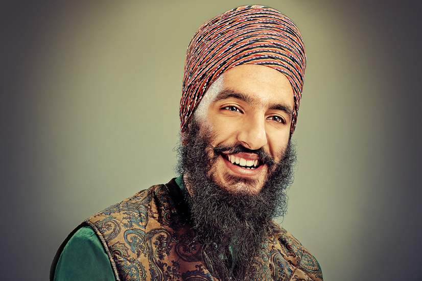 Of beards, turbans, fashion and photography - Contented